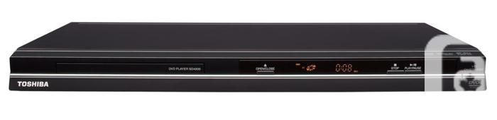 SD4200 Digital Scan DVD Player