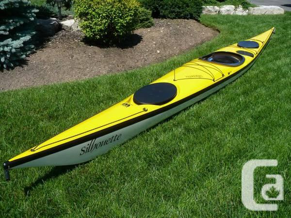 Sea Kayak - Foster Outline - $2500