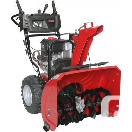 Sears Contractor SnowBlower Support-Fix at Your House.