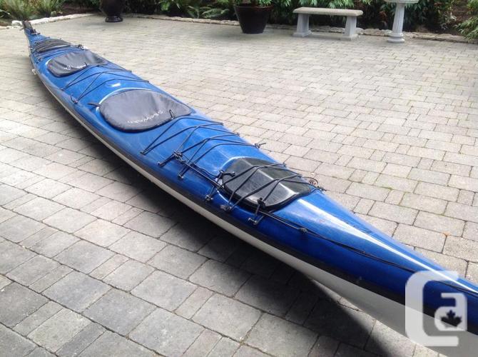 Seaward Passat Tandem Kayak For Sale In Victoria British