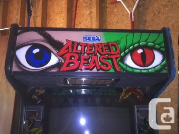 Sega Beast Game Game - $400