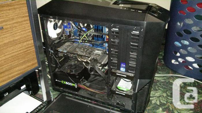 Self-Built Gaming PC | i5-3570K 16G RAM 250G SSD 660TI
