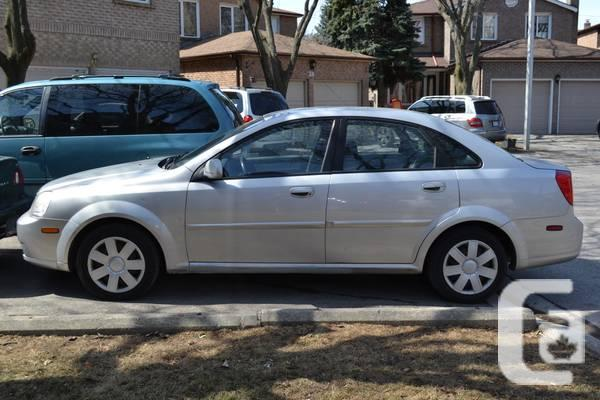 Selling Chevrolet Optra - $2700