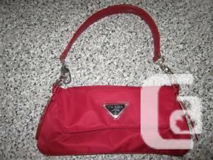Selling My Red PRADA Handbag - $50