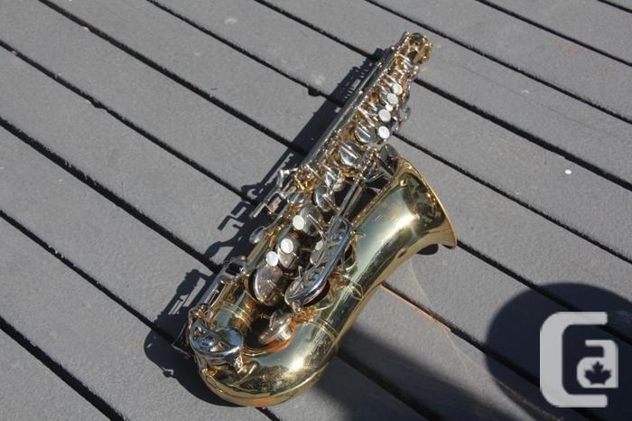 Selmer Bundy Alto Saxophone for sale in Victoria, British