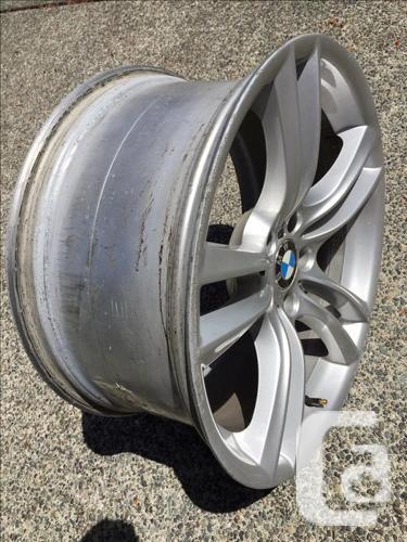Set of 4 BMW Rims