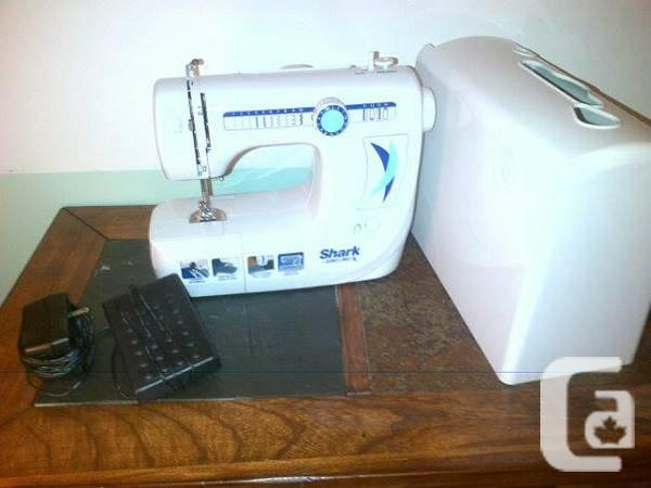 Shark Euro Pro X Sewing Machine And Sunbeam Bread Maker For Sale Inspiration Shark By Euro Pro X Sewing Machine