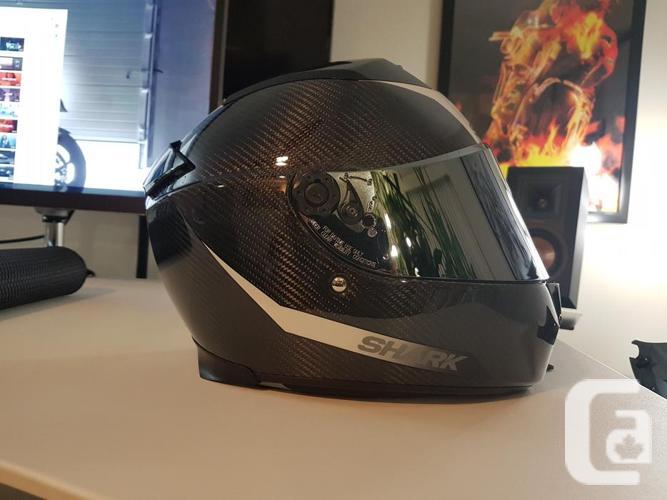 Shark Speed R Carbon Skin Helmet Medium size