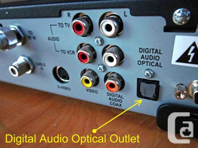 Shaw Digital Box c/w Remote