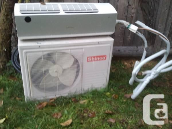 shinco ductless heat pump for parts/repair - $100