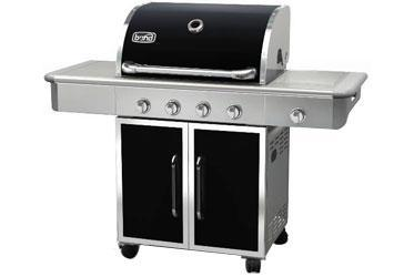 Shop Bond GSF2818KH Four- Burner Gas Grill With Side