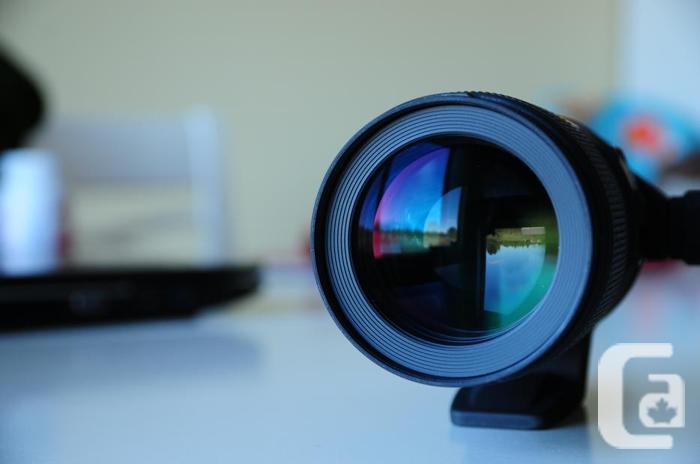 Sigma 150mm 2.8APO MACRO DG HSM for Nikon