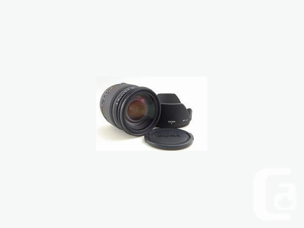 Sigma 18-50 2.8 Constant (For Nikon)