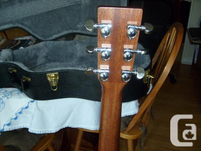 Sigma DR28 Acoustic/Electric