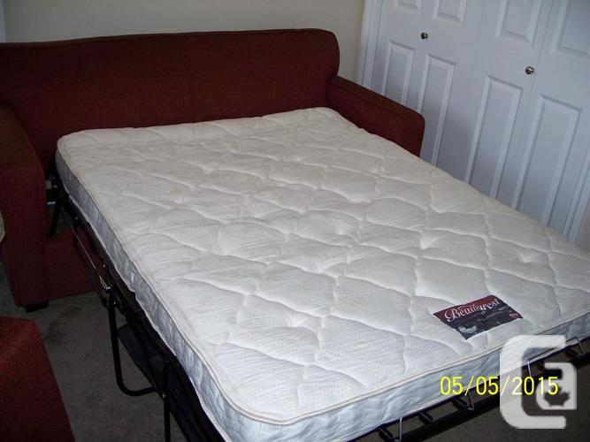 Simmons Hide A Bed Convertible Sofa For Sale In Emerald Park Saskatchewan Classifieds