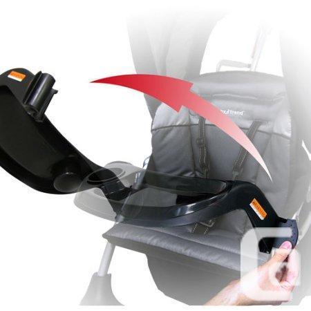 Sit N Stand 2 child stroller
