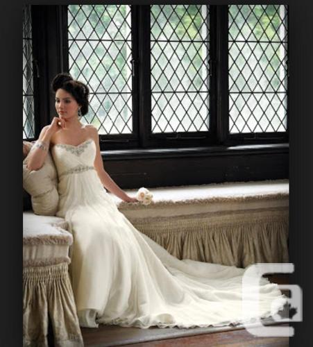 Size 8 - Mon Wedding Dres