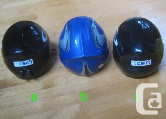 Ski Helmets ~ Small Youth Size 56cm