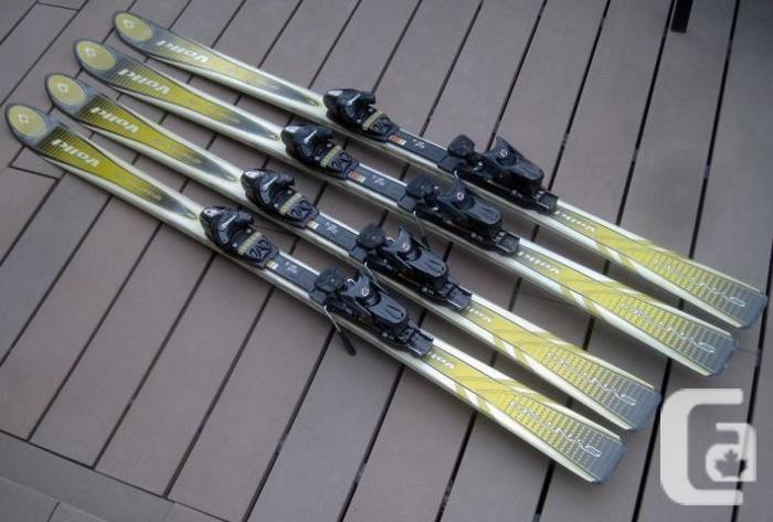 Skis ~ Volkl Sport Carve 160cm