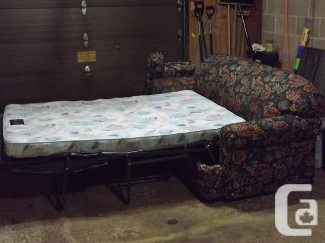Sofa bed / pullout couch for quick sale - $120 only!