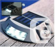 Solar BROUGHT Pier Lighting -$17.00 -4 group $60.-PAY