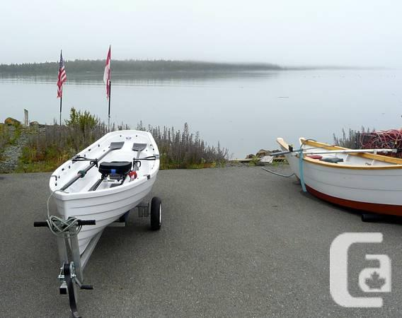 Solo 14 rowboat - $6700