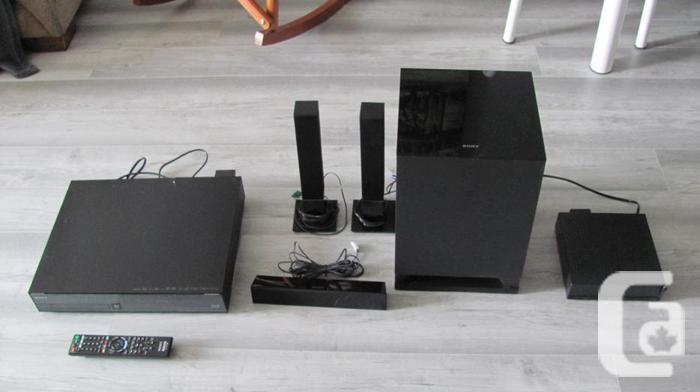 Sony Blu-ray, bluetooth home theatre system