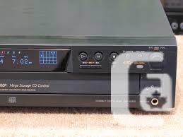 Sony CDP-CE575 5 CD Changer Player with Remote perfect