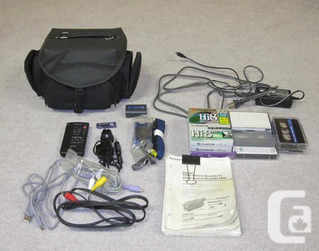SONY Digital Video Recorder Digital 8