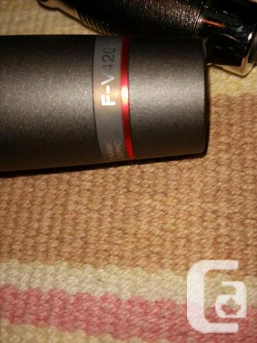 Sony F-V420 Unidirectional Microphone. New condition