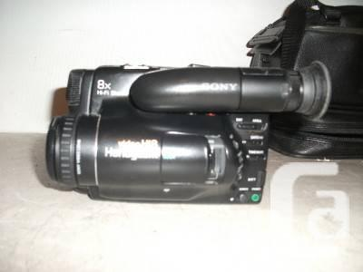 SONY HANDYCAM VIDEO 8 MODEL CCD-TR86 - $95