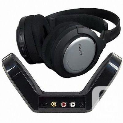 Sony MDR-RF925R Wireless Stereo Headphones only 1