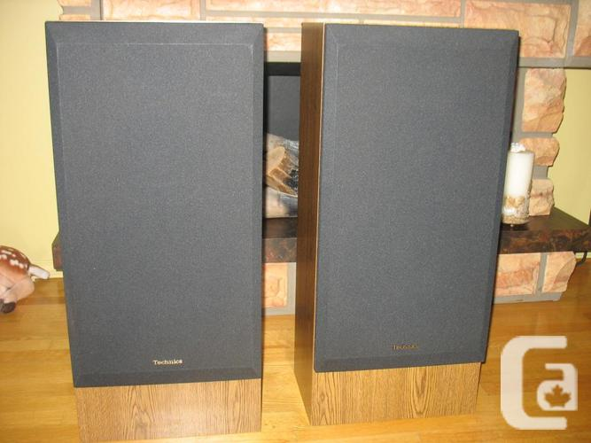 Speakers / Haut-parleur
