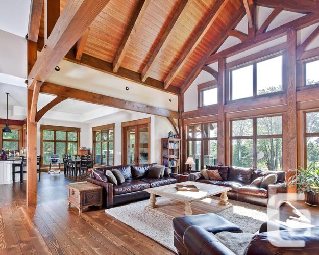 Spectacular Custom Built Luxury Home with Stables and