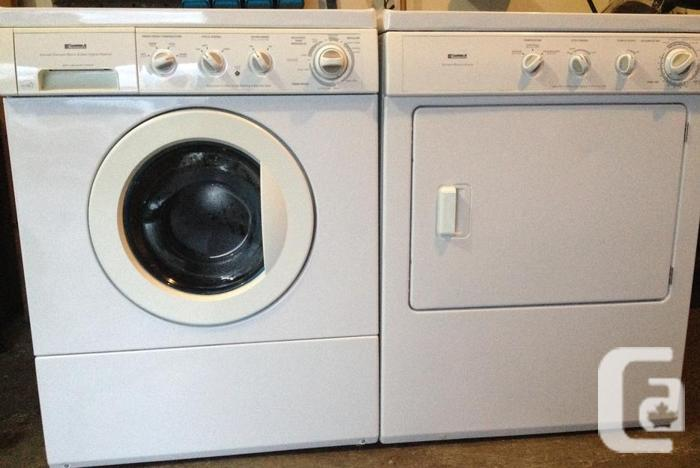 Stackable Washer Dryer Set Like New For Sale In Foymount