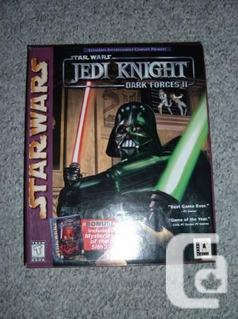 STAR WARS JEDI DARK two t/ Secrets of the Sith - $25