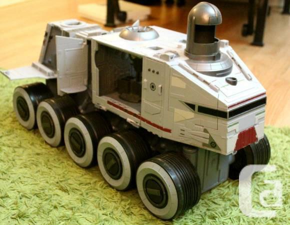 ** STAR WARS The Clone Wars Clone Turbo Tank ** - $50
