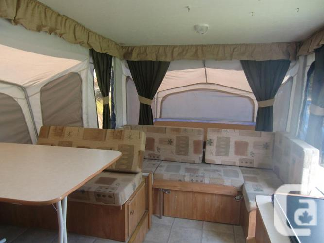 Starcraft 2407 Tent Trailer for sale in Nanaimo, British ...
