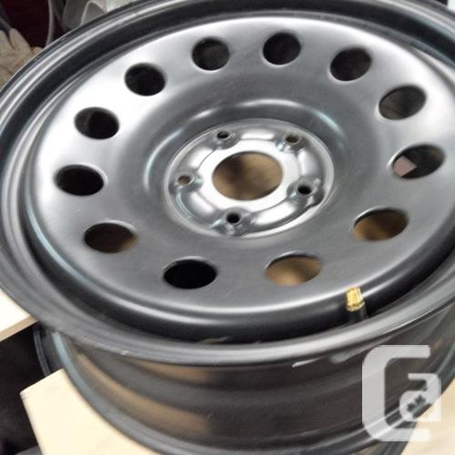 Steel Winter Rims with Sensors