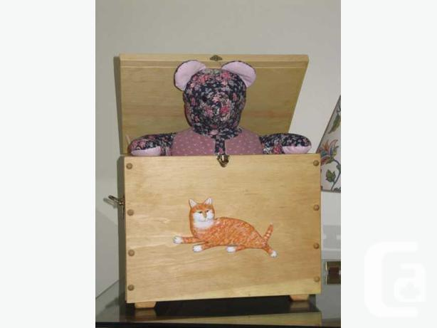 Storage Box for special sentimental items.