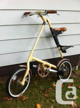 Strida folding bicycle - $700