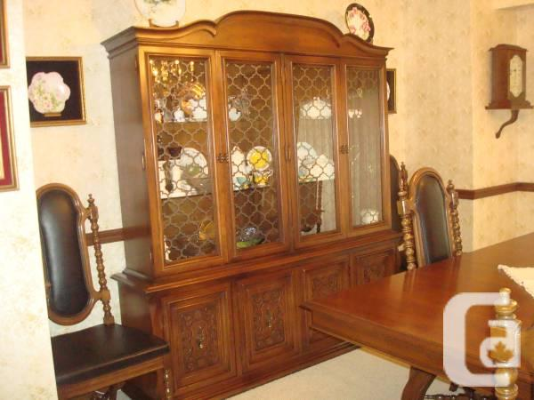Strong pine dining area collection - $500
