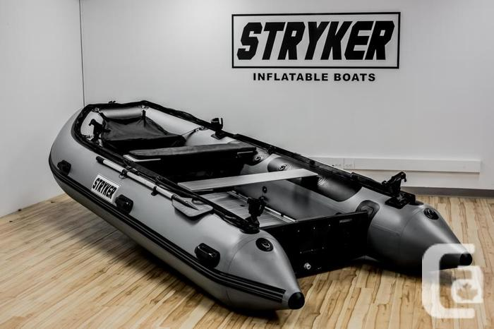STRYKER 420 LX RANGER, INFLATABLE BOAT