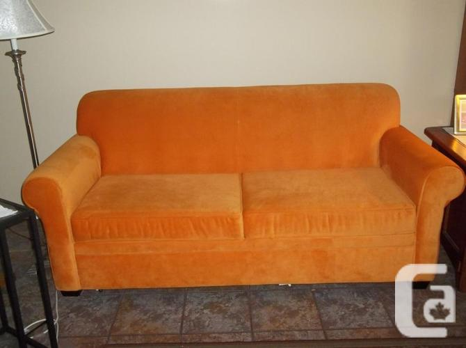 STUDENT/MEN CAVE/CONDO OWNER ECT.. 1 YR OLD SOFA BED