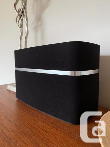 Stunning B&W A7 Wireless Speaker