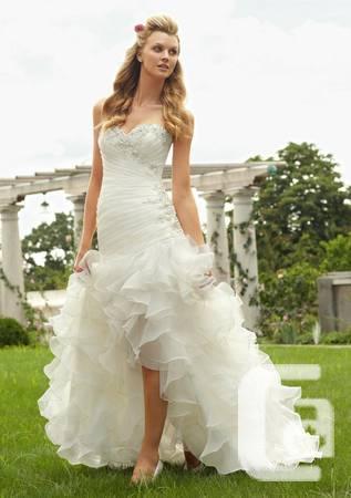 Stunning Wedding Dress Mori Lee By Madeline Gardner For Sale In
