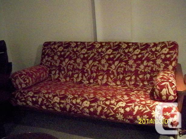 Stylish futon