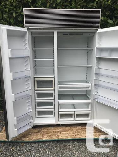 Sub-Zero Build- In Refridgerator