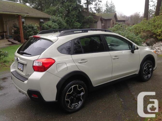 Subaru crosstrek XV all wheel drive