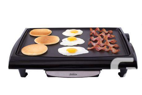 Sunbeam 14 X 18 Non-Stick Electric Griddle-, Toronto